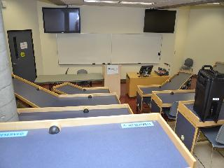 Ron W. Ianni Faculty of Law Building, Room G102