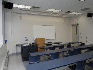 Memorial Hall, Room 105