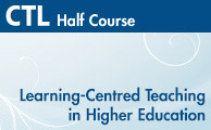 Learning-Centred Teaching in Higher Education